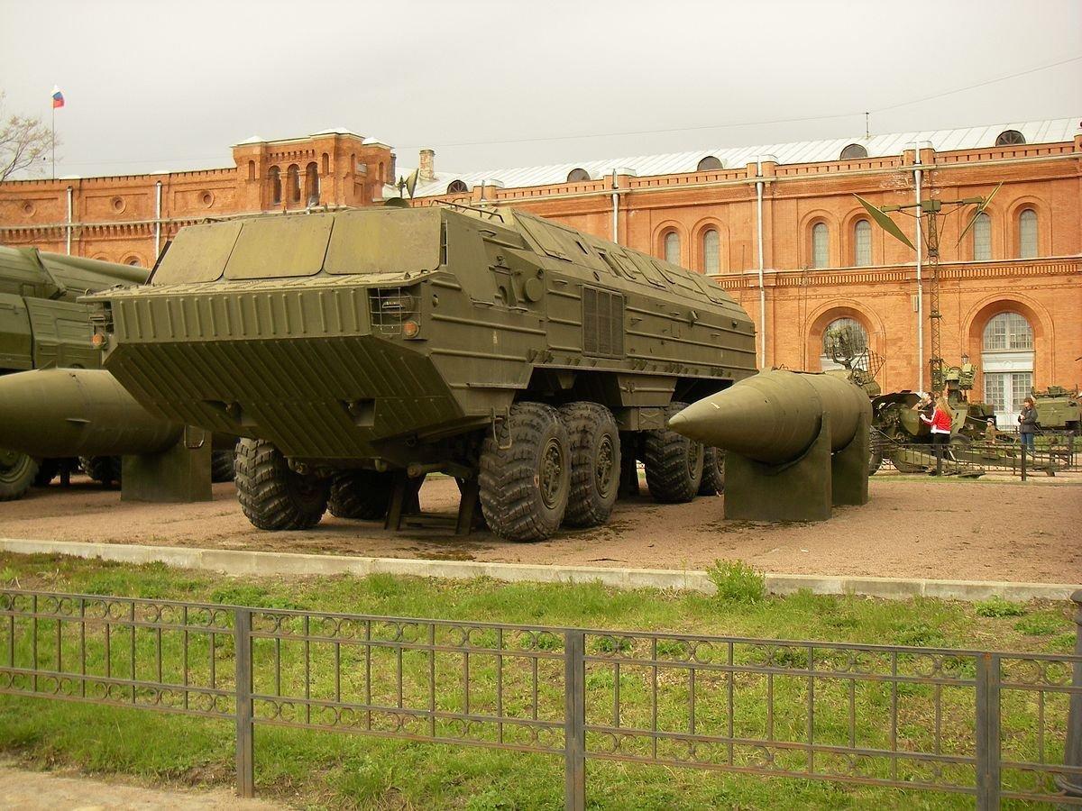OTR-23 Oka Missile System