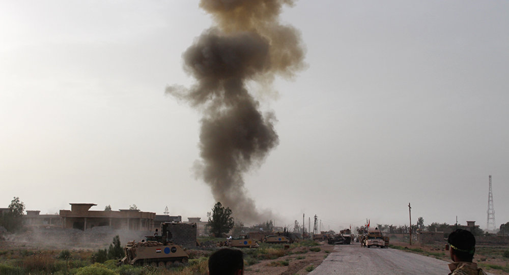 Vehicle Explodes in Iraq's Anbar Province, Kills Two, Wounds Two More (PHOTO)