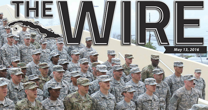 The Wire: The Official Magazine of JTF GTMO