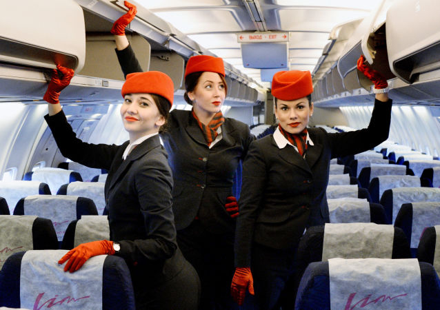 Heavenly Beauty: Stylish Attires of Flight Attendants Worldwide