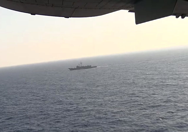 Egyptian plane and ship search in the Mediterranean Sea for the missing EgyptAir flight 804 plane which crashed after disappearing from radar early Thursday morning while carrying 66 passengers and crew from Paris to Cairo