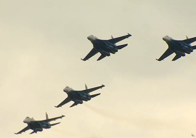 Lords of the Sky: Russian Knights, Swifts and Night Hunters Make a Stir