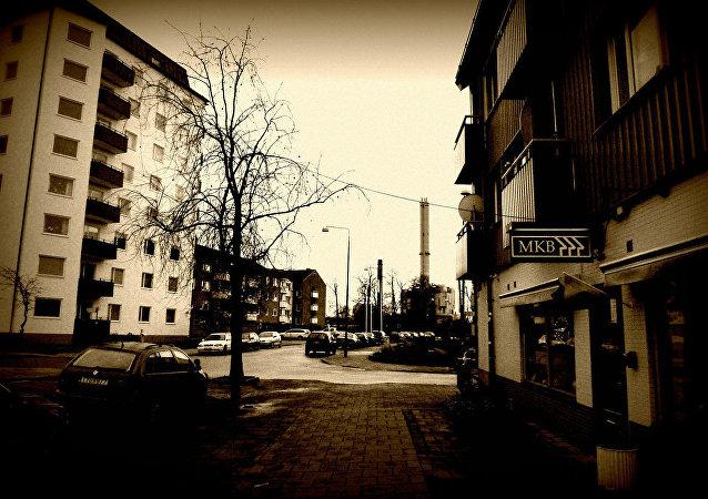 Sevedsgatan, Malmö