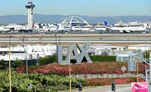 Los Angeles International Airport. File photo