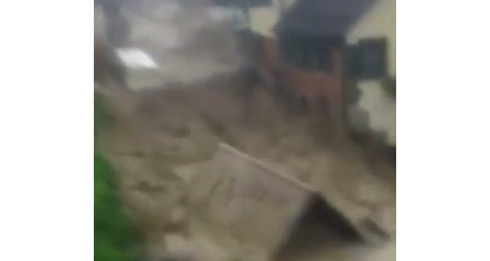 Germany Is Hit By A Terrible Flood