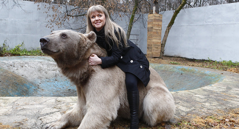 bear necessities how russian couple became foster parents