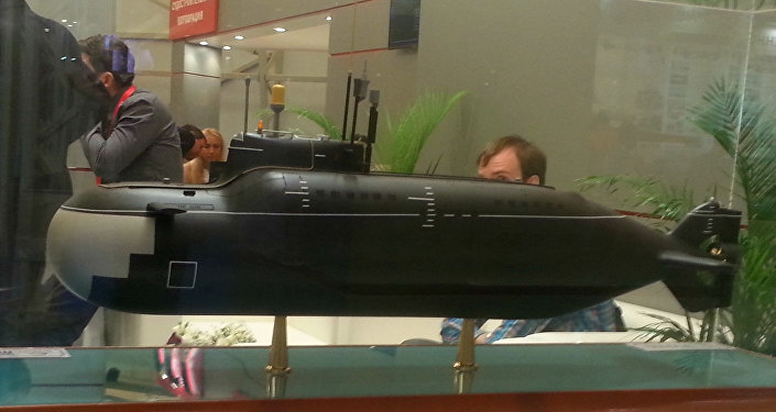 Piranha submarine