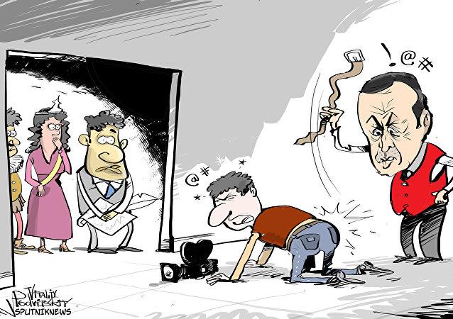 Trouble in Turkey
