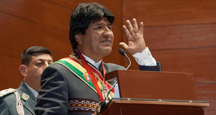 Bolivia's Evo Morales agrees to run for presidency again