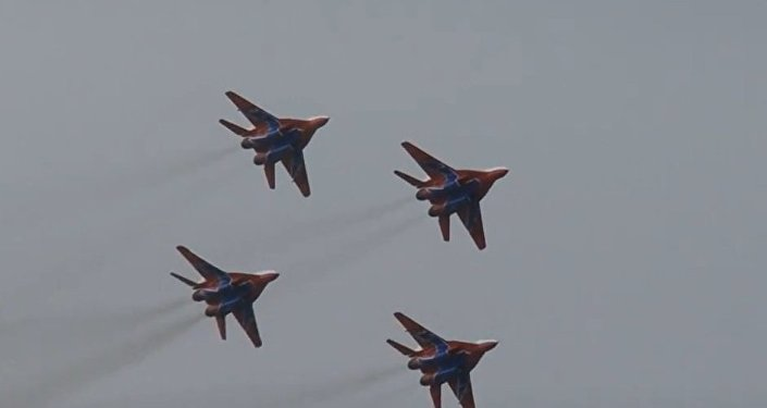 Sky is Not the Limit: Russian Pilots Show Off Combat Skills at Aviadarts 2016