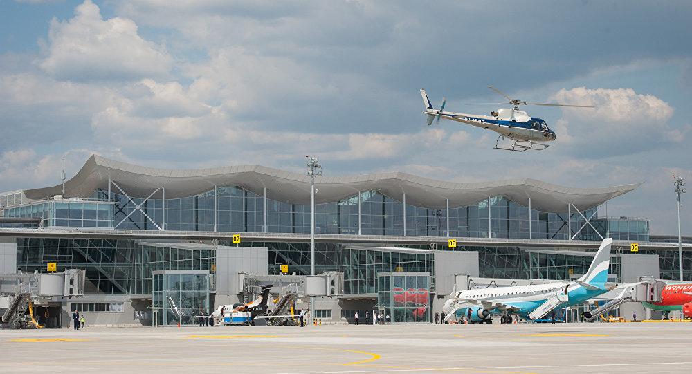 Kiev international airport