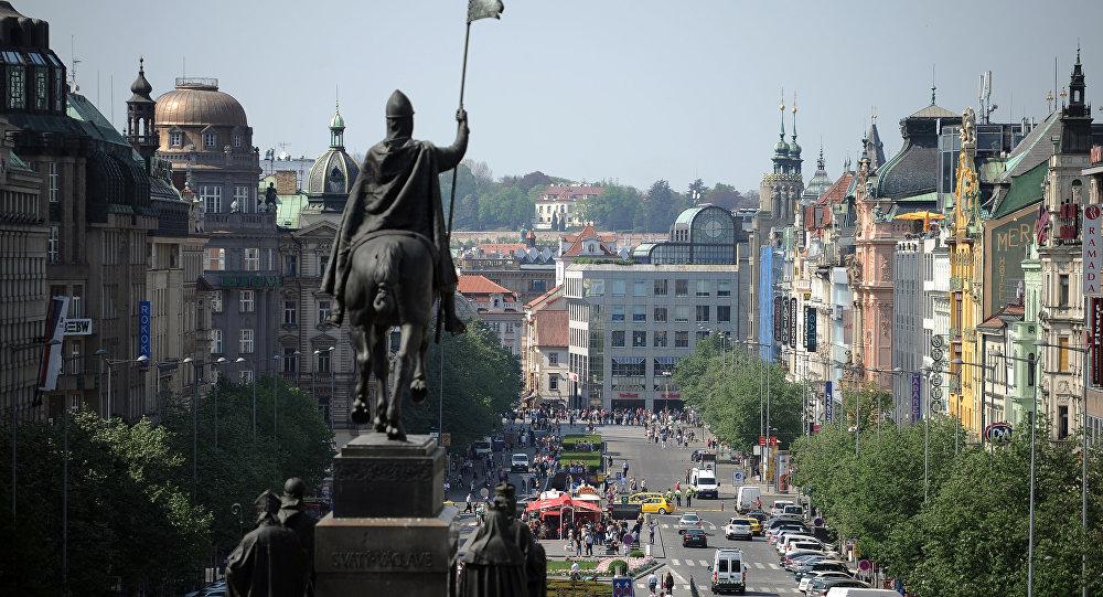 Foreign countries. Czech Republic.
