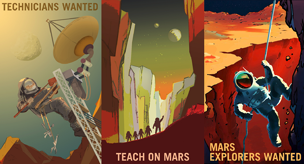 NASA Recruiting Kids to Send to Mars