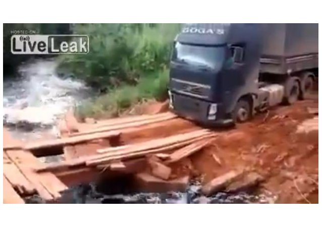 Dangerous Bridges VS Amazing Truck Driver Skills