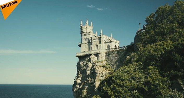 Crimea The Beautiful: The Peninsula Impresses UK Filmakers