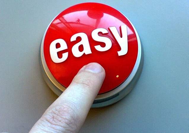 'Easy' button