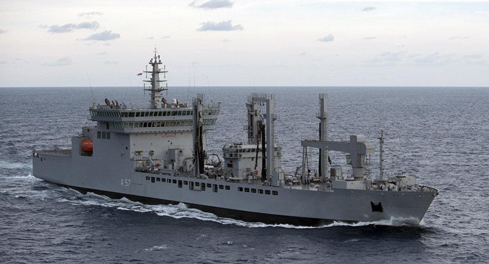 South China Sea Deployment Indian Navys Warships Visit South Korea