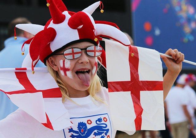 Football. UEFA Euro 2016. Russia vs. England