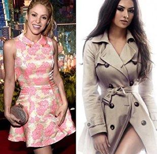 Shakira, Vanessa Lafferty