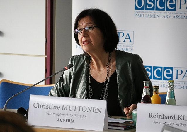 Christine Muttonen