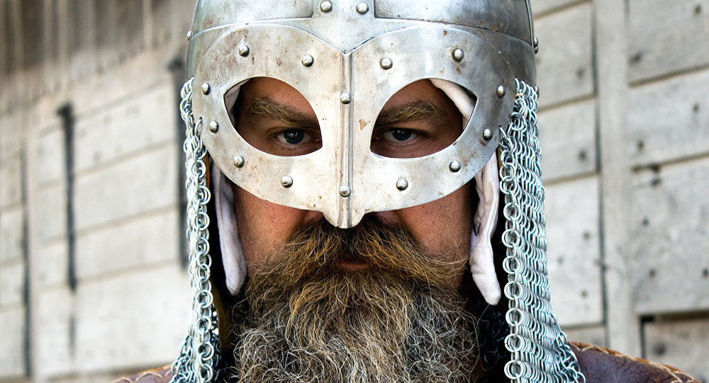 Viking wars. Sweden and Denmark have a Twitter spat that the Vikings would be proud of