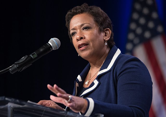 Former US Attorney General Loretta Lynch