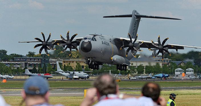 Farnborough International Airshow 2014. Day Four