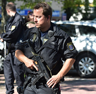 German police (File)