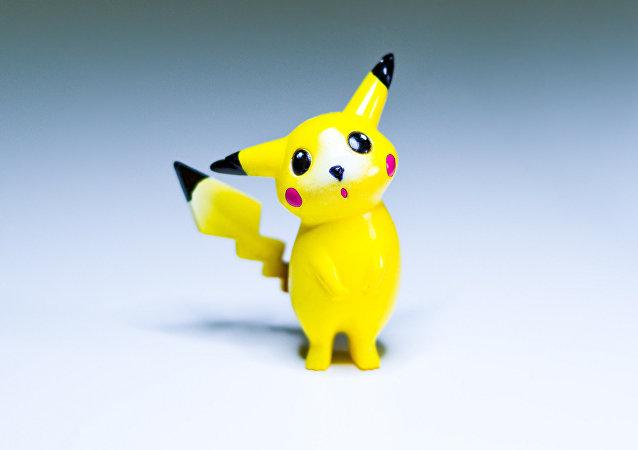 Pikachu figure