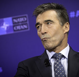 NATO Secretary General Anders Fogh Rasmussen  (File)