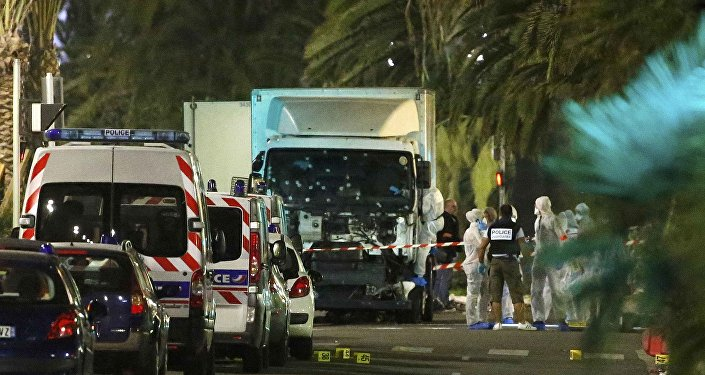 Truck Attack in Nice, France