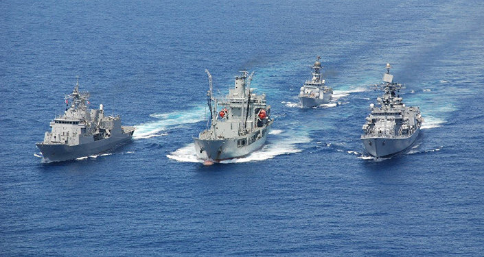 India sends three naval ships to Malaysia