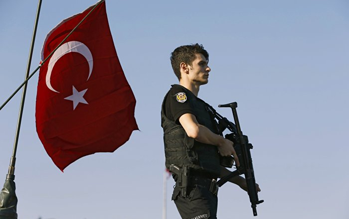 Turkey Dismisses 227 Judges, Prosecutors Over Alleged Coup Attempt Links