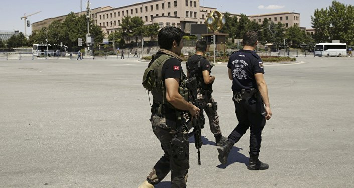 Turkish security forces (file)