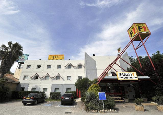 Formule 1 hotel (File)