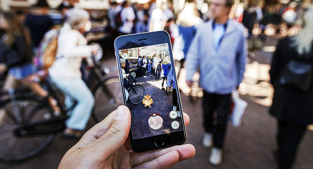 Pokemon Go, mobile game from Nintendo