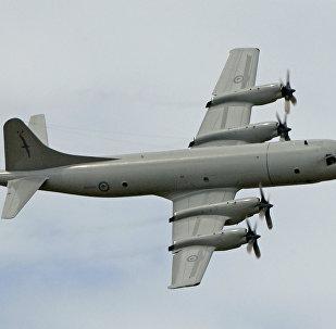 Lockheed P-3 Orion aircraft. (File)