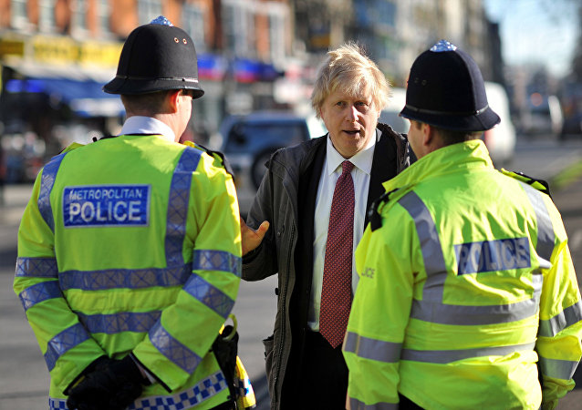 Boris Johnsons water cannons costing the Met Police thousands