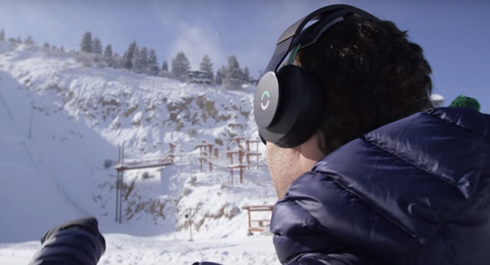 The Halo Sport brain enhancement headset