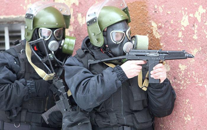 Counterterrorist - Sputnik International