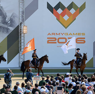 International Army Games 2016 kick off
