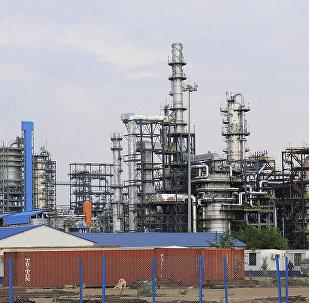 Oil refinery in India. (File)