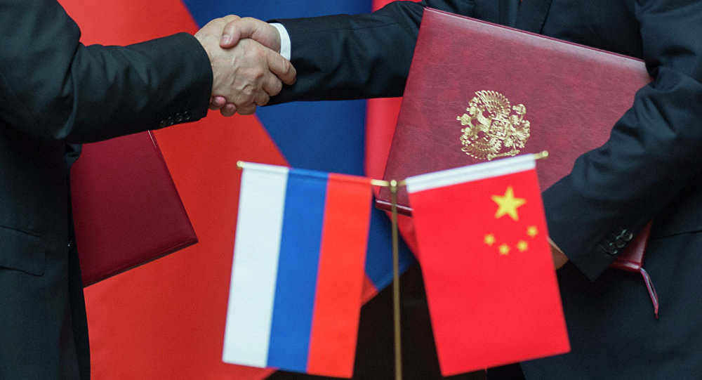 The trade turnover between China and Russia in February increased by 28.8 percent