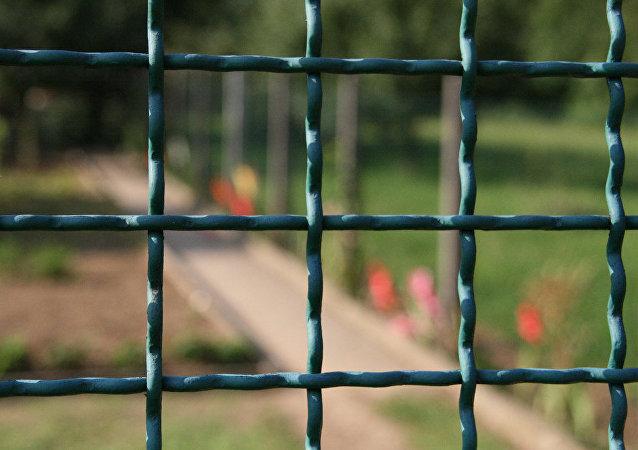 British girl was 'caged' in Saudi Arabia