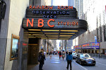 NBC Studio in NYC