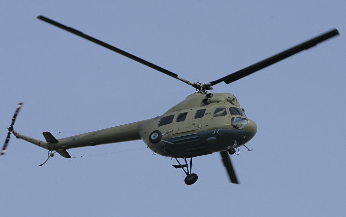 One Dead After Mi-2 Helicopter Makes Hard Landing in Russia