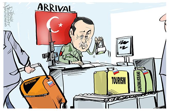 Sputnik in Turkey
