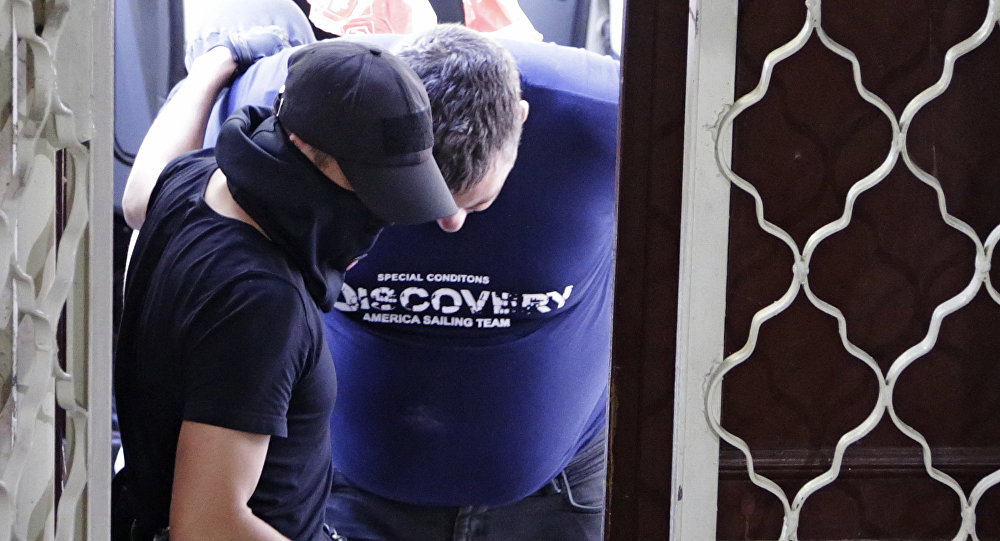 Court arrests Crimean attack suspect for two months
