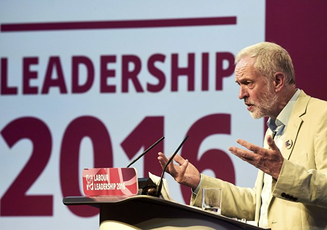 Labour Party leader Jeremy Corbyn (File)