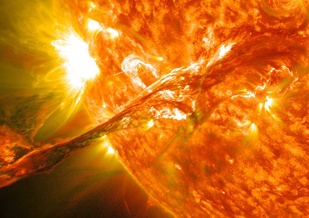 Magnificent CME Erupts on the Sun